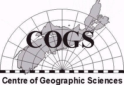 Center of Geographic Sciences Logo