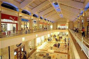 Metrocentro mall in Managua