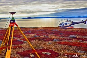 Where will your Geomatics Career Bring You? - GPS work in Labrador