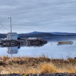 Calm waters in Cartwright Labrador