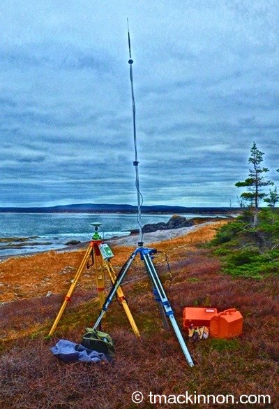 Where will your Geomatics Career Bring You? - GPS work Mealy Mountains