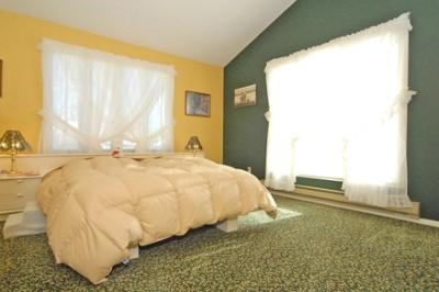 master bedroom upper level before
