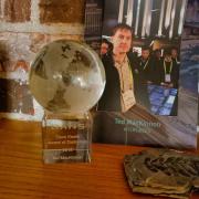 Geomatics Association of Nova Scotia Award of Distinction