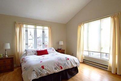 master bedroom upper level after