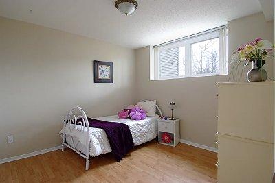 3rd bedroom after renovations