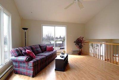 the livingroom after
