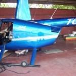 Managua Airport Hanger (May 2009)