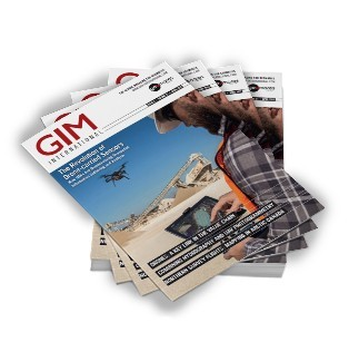 GIM International magazine - Understanding the Everyday Relevance of Geographic Information