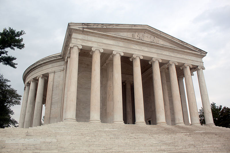 Thomas Jefferson Memorial - Washington, DC