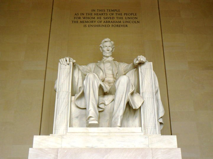 The Lincoln & Jefferson Memorials and the United States Pentagon - Washington, DC