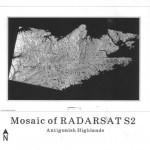 RADARSAT Mosaic of Northen Nova Scotia