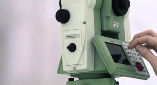 Viva TS15 - Leica Total Stations
