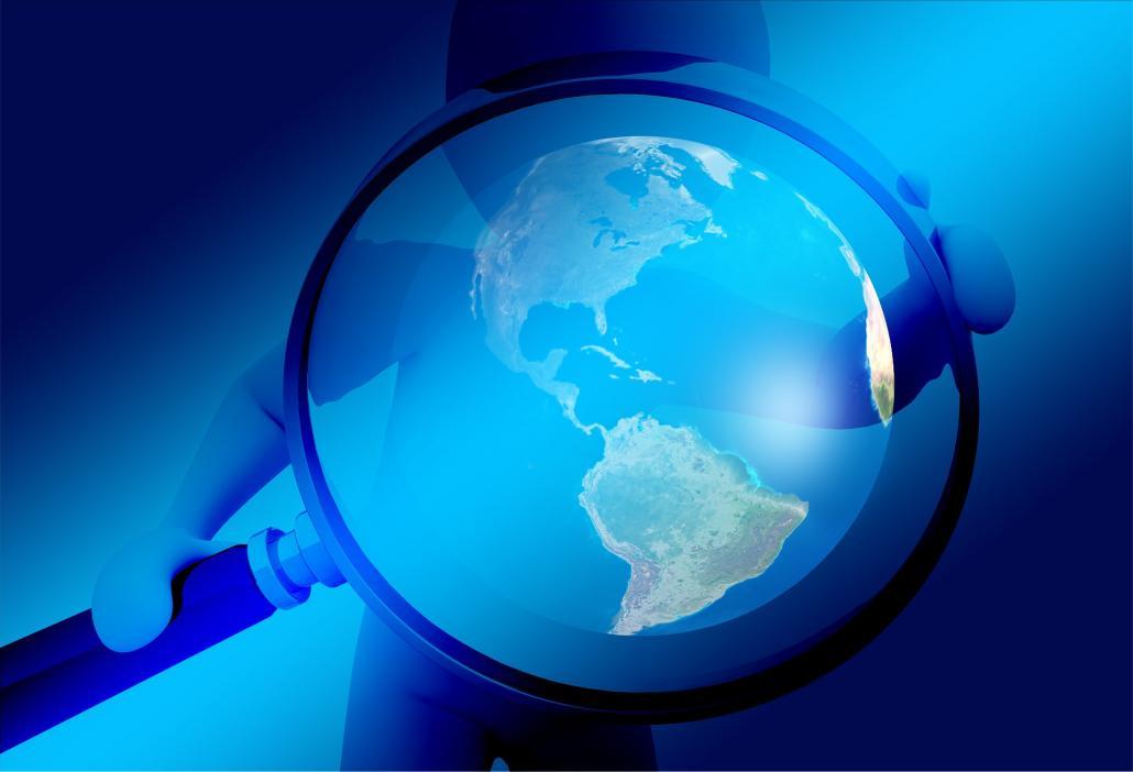 geospatial data search