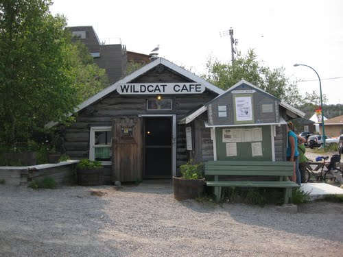 WildCat Cafe  in Yellowknife, NWT