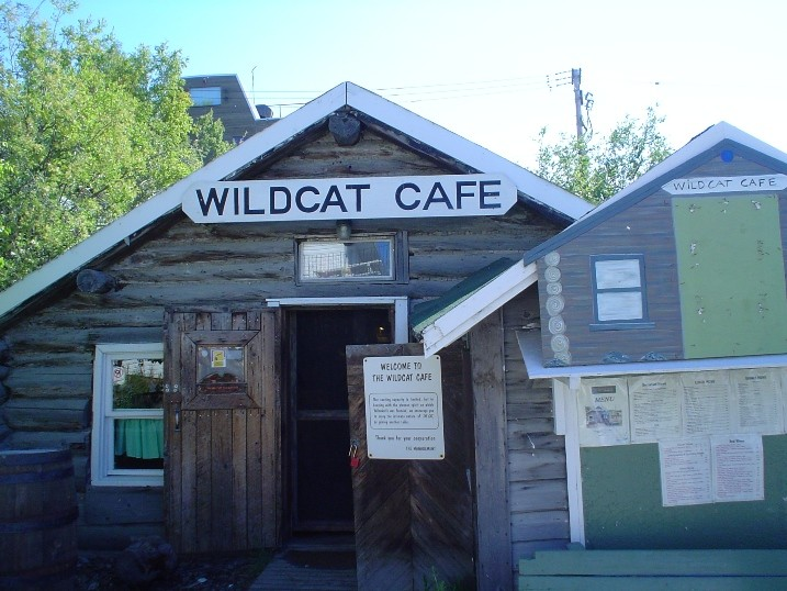 WildCat Cafe built in 1937